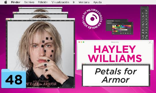 hayley williams petals