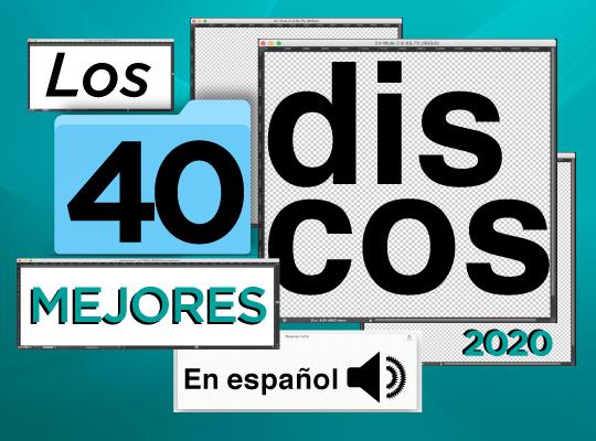 discos español 2020
