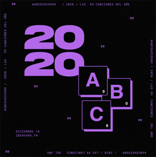 abecedario ibero 2020