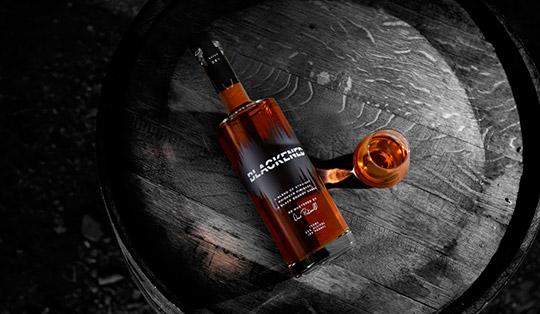 blackened whisky metallica