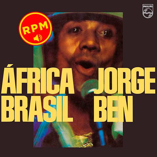 África Brasil Jorge Ben