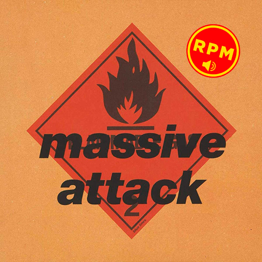 blue lines massive attack
