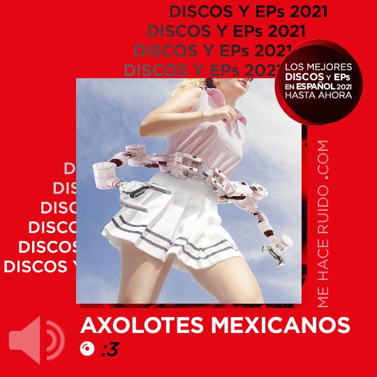 axolotes disco