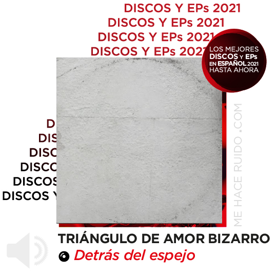 triangulo de amor bizarro disco