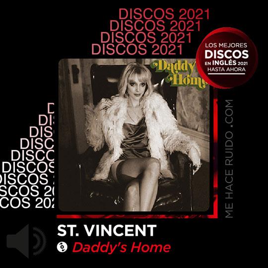 st vincent disco