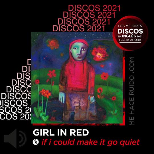 girl in red disco