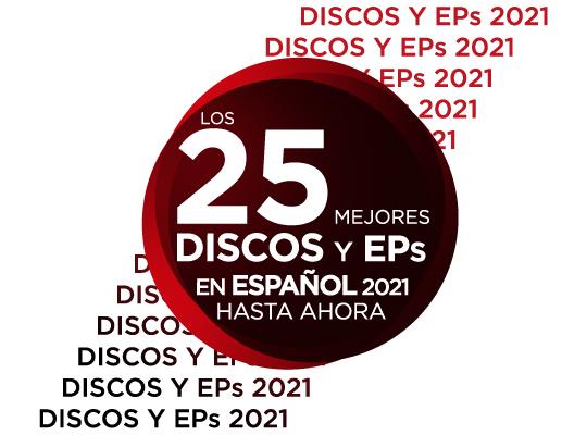 discos español 2021 hasta ahora
