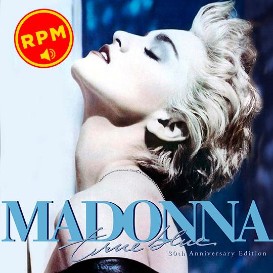 True Blue Madonna