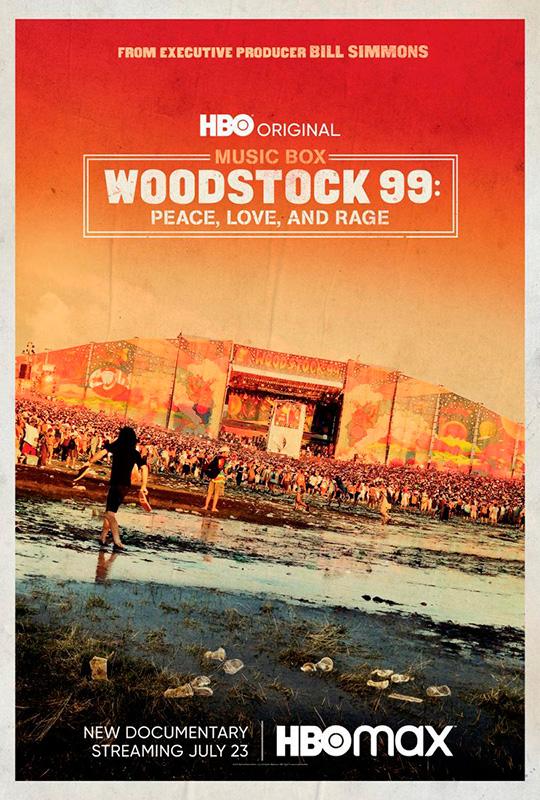 Woodstock 99 documental