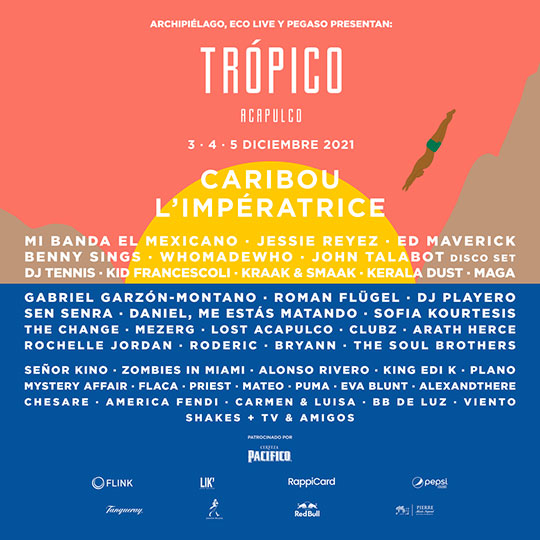 tropico 2021